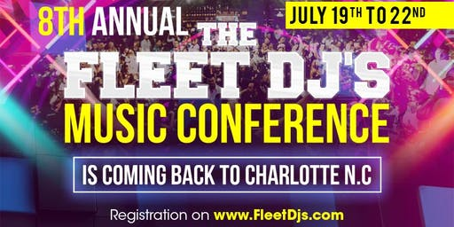 2019 Fleet Dj's Music Conference