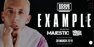 Example Live + Majestic & Patrick Nazemi