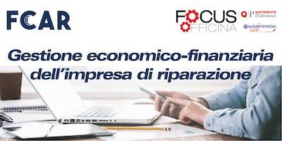 Gestione economico-finanziaria dell'impresa di riparazione