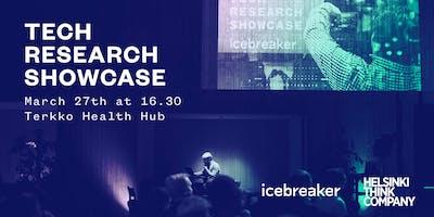 Tech Research Showcase