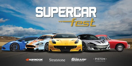Supercar Fest tickets
