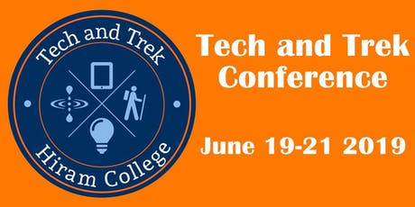 2019 Tech and Trek Conference tickets