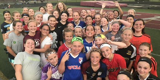 2019 WARRIOR GIRLS SOCCER CAMP - JULY 15-18, 2019