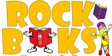 Rock the Books 2019 tickets