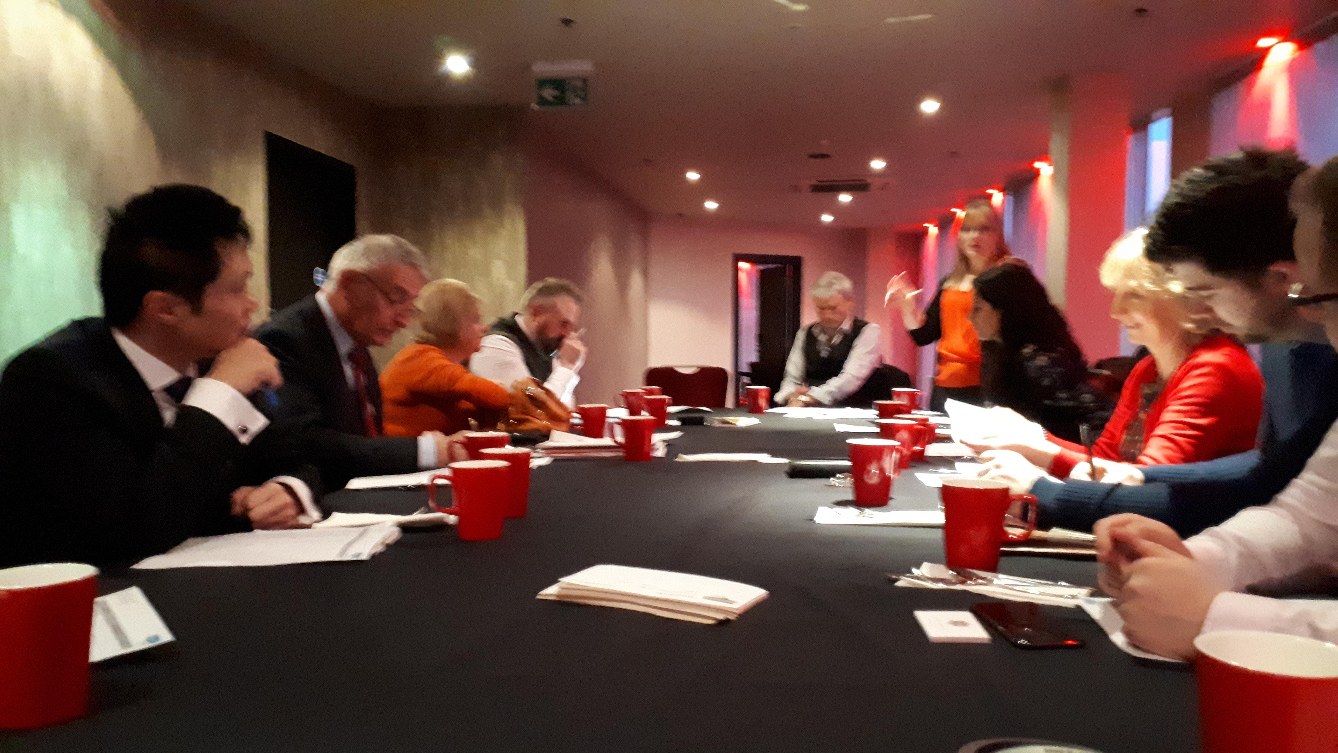 Business Networking over Lunch - Wakefield
