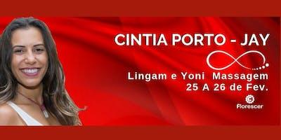 Cintia Porto na Florescer