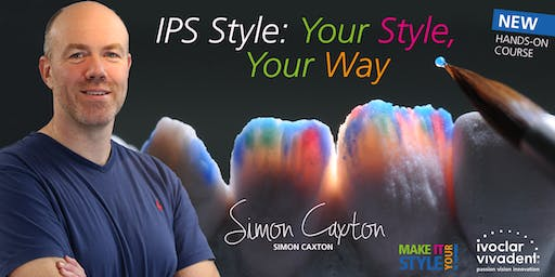 IPS Style – Your Style, Your Way with Simon Caxton