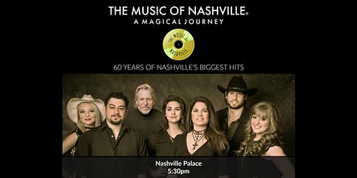 The Music of Nashville® Dinner Show at Nashville Palace