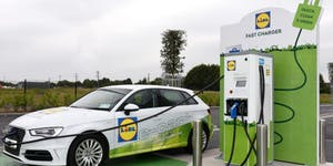 Electric Vehicle Charge Points - Commercial...