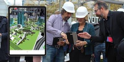 Workshop AR: Augmented Reality en de openbare ruimte