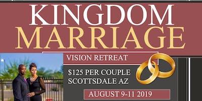 Kingdom Marriage Vision Retreat