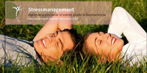 Stressmanagement- Cómo gestionar el Estrés desde la Neurociencia BCN