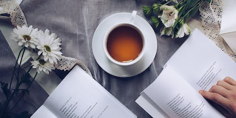 Tea and Talks -  Morning speaker event at Bedworth Library 2019 tickets