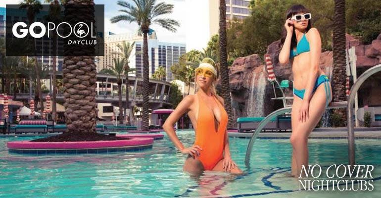 POOL PARTY - Free Drinks - Go Pool Vegas Dayc