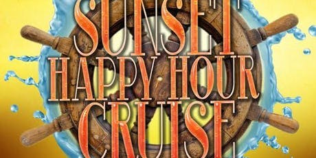 Monday Night Sunset Happy Hour Cruise Aboard the Mystic Blue Yacht tickets