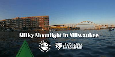 Milky Moonlight in Milwaukee 2019