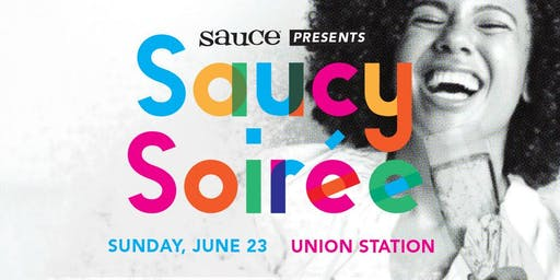 Saucy Soiree : 2019 Sauce Mag's Grand Tasting Party