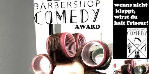 Barbershop Comedy Award(Salon Savvas)