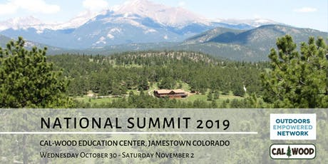 Outdoors Empowered Network 2019 National Summit - Colorado tickets