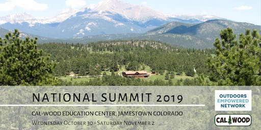 Outdoors Empowered Network 2019 National Summit - Colorado