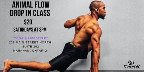 Animal Flow - Movement & Mobility Training tickets
