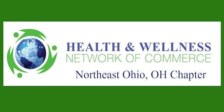 Health & Wellness Network of Commerce Monthly Networking Event - August tickets