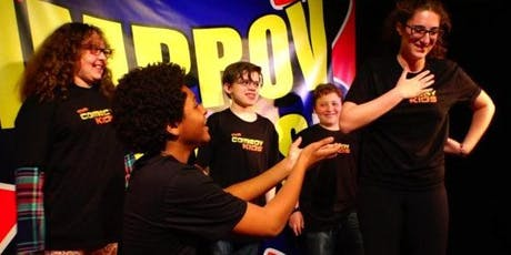 SUMMER COMEDY CAMP TIMES SQUARE NYC 2019 Kids Teens - SAVE $50/week HERE tickets