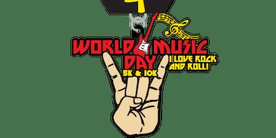 2019 World Music Day 5K & 10K - Flint