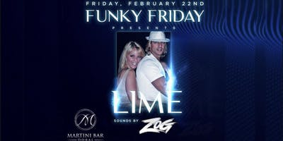 Funky Friday Presents LIME