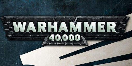 Warhammer 40K Saturdays