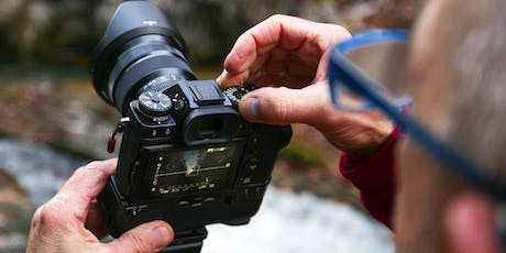 TAKING CONTROL: DSLR PART 2 Intro To Photography tickets