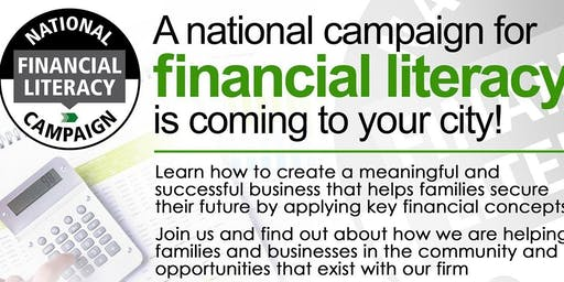 FINANCIAL LITERACY - Money Management Workshop Class - LEARN, EARN, EMPOWER- UPLAND