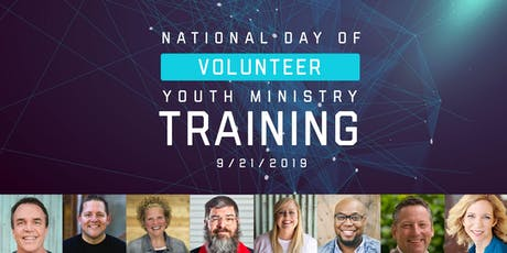 DYM's National Day of Volunteer Youth Ministry Training HOST SITE tickets