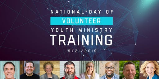 DYM's National Day of Volunteer Youth Ministry Training HOST SITE