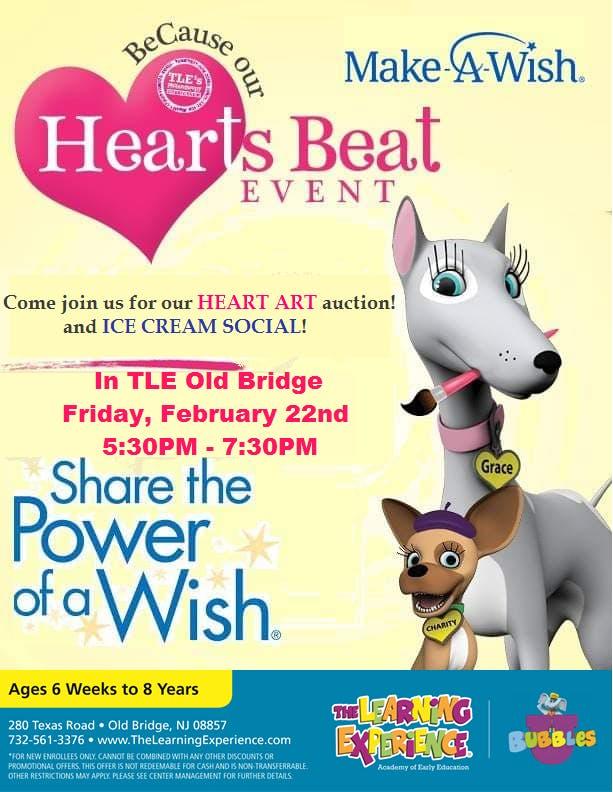 "Because Our Heart Beat "" Children Art Auction"