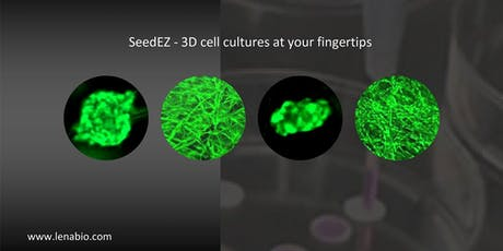 3D Cell culture educational webinar tickets