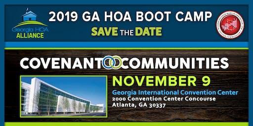2019 Georgia HOA Boot Camp