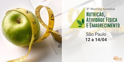 8º Meeting Nacional de Nutrição, Atividade Física e Emagrecimento