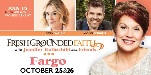 Fresh Grounded Faith - Fargo, ND - Oct 25-26, 2019