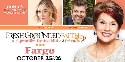 Fresh Grounded Faith - Fargo, ND - Oct 25-26, 2019