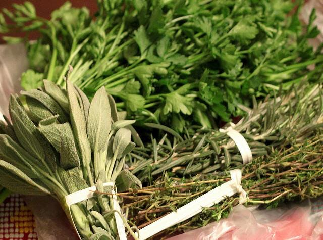 Herb Class: Cold and Flu Helpers