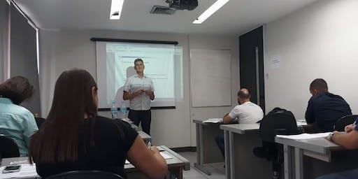 Curso de importação em Belo Horizonte dia 18 de JUNHO