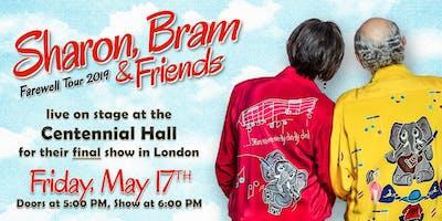 Jeff Parry Promotions Presents: Sharon, Bram & Friends