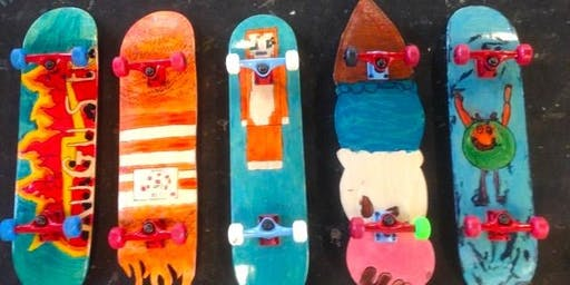 Skateboards! (july 8th-12th)