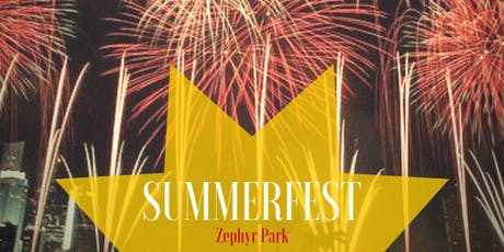 Zephyrhills SummerFest Presented by National Aviation Academy tickets