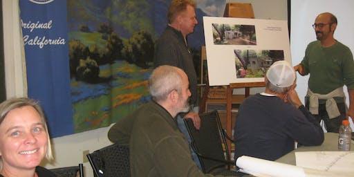 Three-Part California Native Garden Design with Steve Gerischer beginning Saturday, July 20