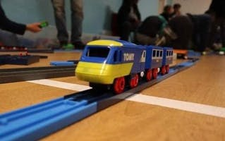 Engine Shed: half-term Open Day @ Battersea
