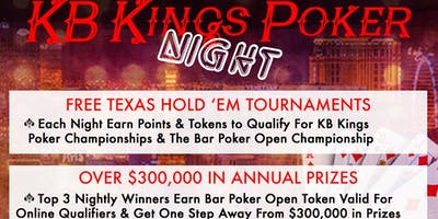 KB Kings Poker League at Slam Dunk Norco