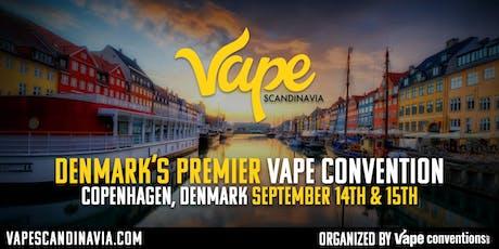 Vape Scandinavia Expo 2019 tickets