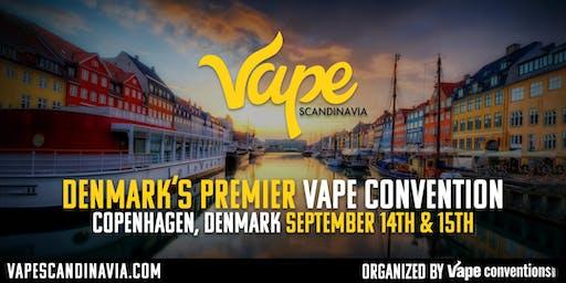 Vape Scandinavia Expo 2019